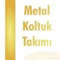 Metal Koltuk Takımı